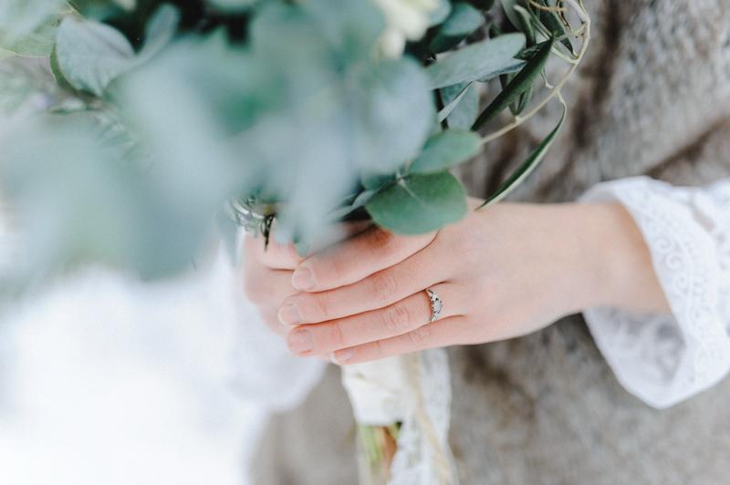 Ring Vintage Hochzeit